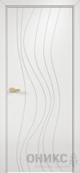 Дверь Концепт №6 эмаль белая