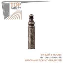 Колпачок для ввертных петель Melodia 821 Античное серебро