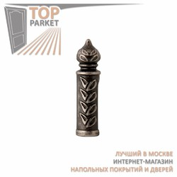 Колпачок для ввертных петель Melodia 822 Античное серебро