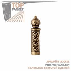 Колпачок для ввертных петель Melodia 822 Матовая бронза