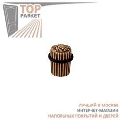 Дверной ограничитель Melodia 895 Античная бронза