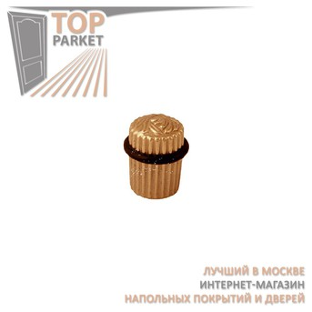 Дверной ограничитель Melodia 895 Золото 24 К