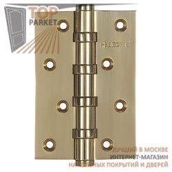 Петли дверные универсальные A010-C 100X70X3-4BB-124 золото; без короны
