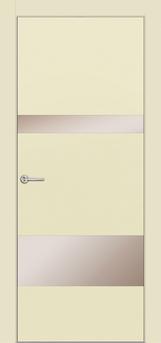 ARAGONA 8 сливочная карамель зеркало бронза