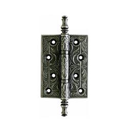 Петли дверные Class Античное серебро