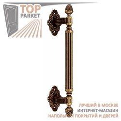 Ручка-скоба дверная Corona 0101 Античная бронза