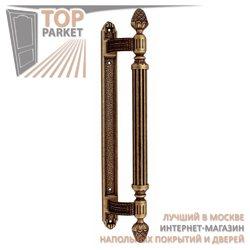 Ручка-скоба дверная Corona 0102 Античная бронза