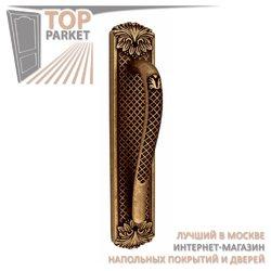 Ручка-скоба дверная Corona 0103 Античная бронза