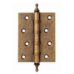 Петли дверные Corona Античная бронза
