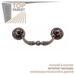 Ручка мебельная Corona 0021 Античное серебро