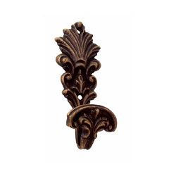 Крючок Corona H-02 Античное серебро