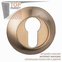 Накладка под евроцилиндр B0-10 Матовое золото