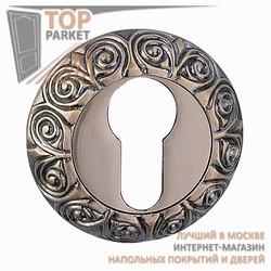 Накладка под евроцилиндр B0-20 Античная бронза