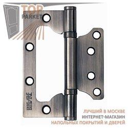 Петли дверные универсальные B020-U Античная бронза