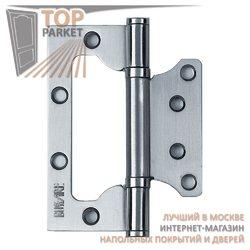 Петли дверные универсальные B020-U Матовый хром