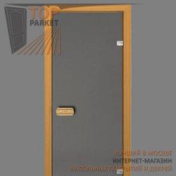 Стеклянная дверь Bella Cosa Серая