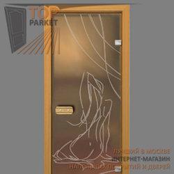 Стеклянная дверь Bella Cosa Нимфа