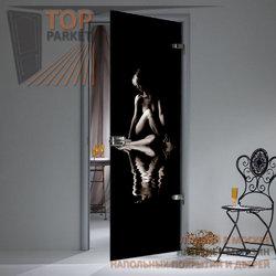 Стеклянная дверь Bella Cosa Woman