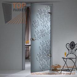 Стеклянная дверь Bella Cosa Хризантема