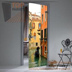 Стеклянная дверь Bella Cosa Венеция