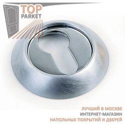 Накладка круглая под евроцилиндр CL I матовое золото
