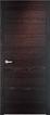 Дверь Д 66 Мореный дуб патина серебро