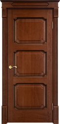 Дверь Д 7/3 Коньяк с патиной