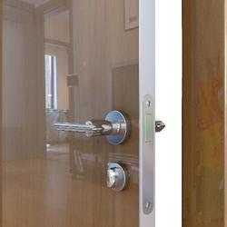 Межкомнатная дверь Дверная Линия ДГ-500 Анегри Темный