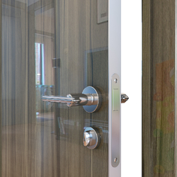 Межкомнатная дверь Дверная Линия ДГ-500 Сосна глянец