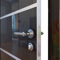 Межкомнатная дверь Дверная Линия ДГ-505 Венге глянец