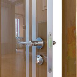 Межкомнатная дверь Дверная Линия ДГ-506 Анегри темный
