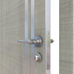 Межкомнатная дверь Дверная Линия ДГ-506 Дуб серый