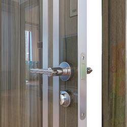 Межкомнатная дверь Дверная Линия ДГ-506 Сосна глянец