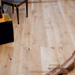 Паркетная доска Teka Deck Soft Loc Дуб Rivaner 14 мм