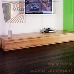 Паркетная доска Teka Easy Soft Loc Дуб Smoked 14 мм