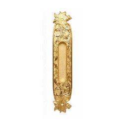 Ручка для раздвижных дверей Class Золото 24 К