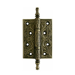 Петли дверные Class Матовая бронза