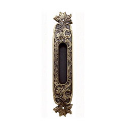 Ручка для раздвижных дверей Class Матовая бронза