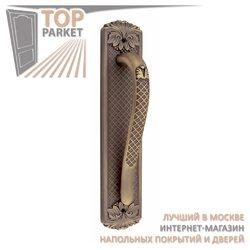 Ручка-скоба дверная Corona 0103 Матовая бронза