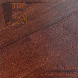 Паркетная доска Teka Deck Soft Loc Мербау Cabernet 14 мм
