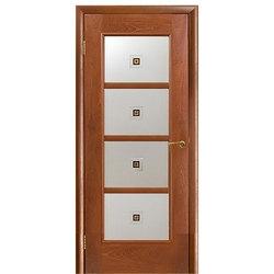 Межкомнатная дверь Оникс Модерн со стеклом