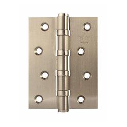 Петли дверные Corona Flat Матовый никель