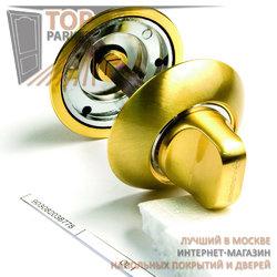 Завертка сантехническая OL I матовое золото
