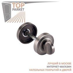 Завертка сантехническая OL-20G BL. SILVER черненое серебро