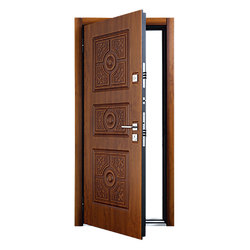 Металлическая дверь Trento