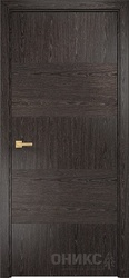 Дверь Авангард 1 орех тангентальный