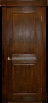 Дверь Альверо Афина, Дуб Янтарный