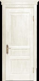 Дверь Альверо Александра, Беленый дуб