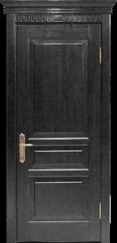 Дверь Альверо Александра, Венге серебро