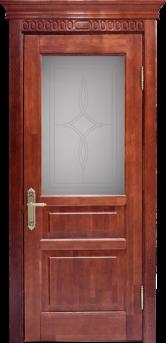 Дверь Альверо ДО Александра, Дуб янтарный